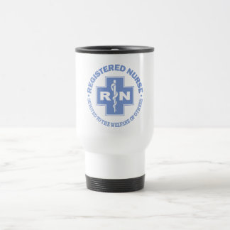Registered Nurse Travel Mug