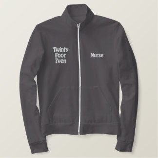 Registered Practical Nurse Embroidered Jacket