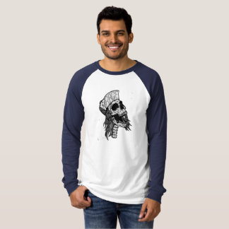 Reglã blouse Skull of Cap (New Product) T-Shirt