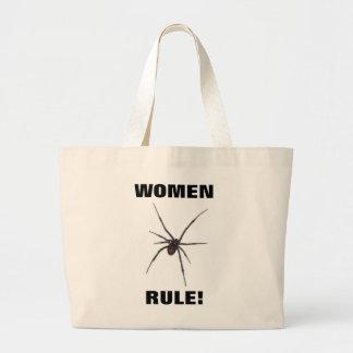 RÈGLE DE FEMMES ! SAC EN TOILE JUMBO