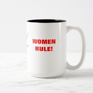 RÈGLE DE FEMMES TASSE
