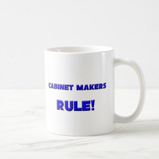 Règle d'ébénistes ! mug à café