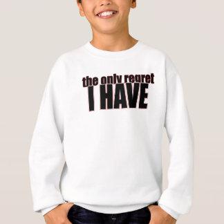 regret relationship newlywed marriage partner wife sweatshirt