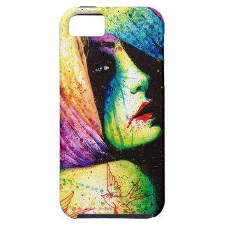 Regrets - Pop Art Portrait Case For The iPhone 5