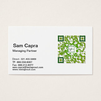 Regular Business Card