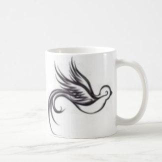 regular mug - tribal swallows