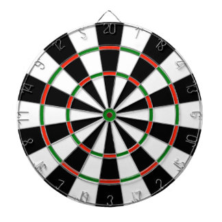 Regulation Colors and Size Dartboard