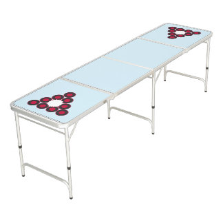 Regulation Size Beer Pong Table
