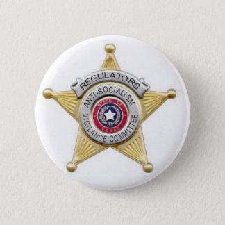 Regulators Badge 2 Inch Round Button