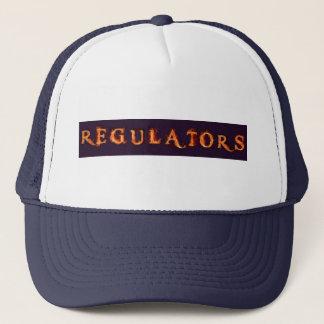 Regulators Logo Trucker Hat