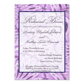 Rehearsal Dinner Invitations