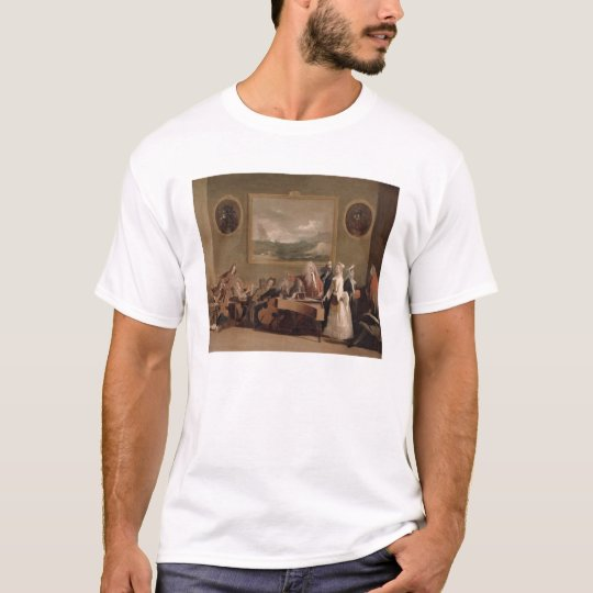 Rehearsal of an Opera, c.1709 (oil on canvas) 2 T-Shirt