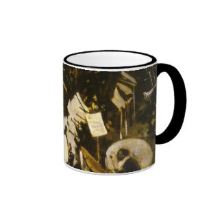 Rehearsal of the Pasdeloup Orchestra by Sargent Ringer Coffee Mug