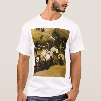 Rehearsal of the Pasdeloup Orchestra by Sargent T-Shirt