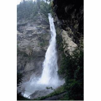 Reichenbach Falls, Switzerland Standing Photo Sculpture