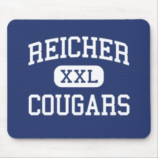 Reicher - Cougars - Catholic - Waco Texas Mouse Pad