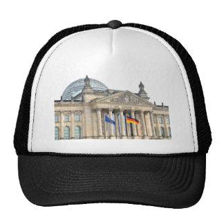 Reichstag building in Berlin, Germany Trucker Hat