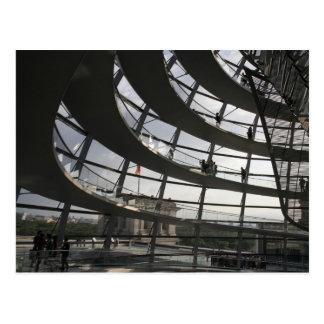 Reichstag building Postcard