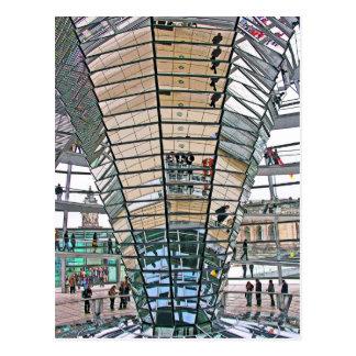 Reichstag / Bundestag, Interior, Berlin(r37pst) Postcard