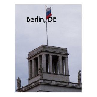 Reichstag in Berlin Postcard