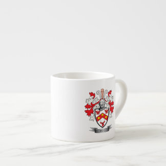 Reid Family Crest Coat of Arms Espresso Cup