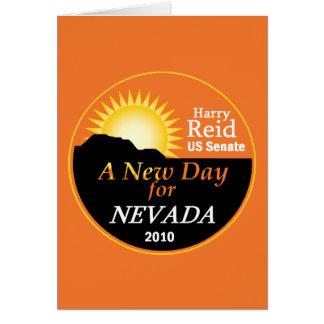 REID Nevada 2010 Card