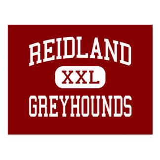Reidland - Greyhounds - Middle - Paducah Kentucky Postcard