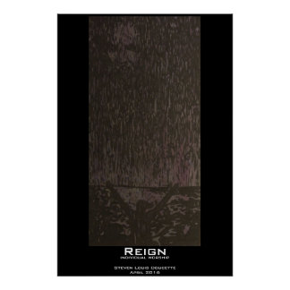 """Reign"" Poster Print"