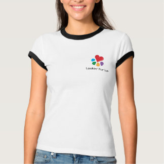 Reigning Cats & Dogs_Frisky Friends_Heart-Paw T-Shirt