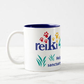 Reiki 4 Fur Kids Mug