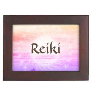 Reiki Blessing Box