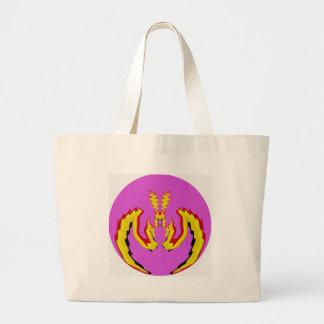 Reiki Distance Healing Jumbo Tote Bag