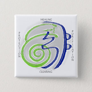 Reiki Healing Button