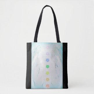 Reiki Healing Hands design Tote Bag