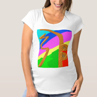 REIKI Healing SAYHAYKEY Maternity T-Shirt