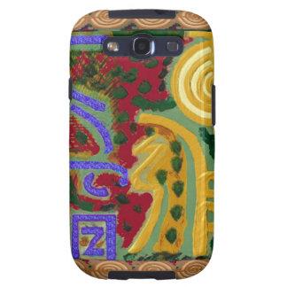 Reiki Healing Symbols by Navin Joshi Artist Canada Galaxy S3 Case
