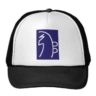 REIKI Healing Symbols  TEMPLATE Health Wellbeing Trucker Hat