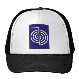 REIKI Healing Symbols  TEMPLATE Health Wellbeing Hat