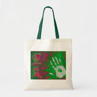 Reiki - Healings Hand Budget Tote Bag