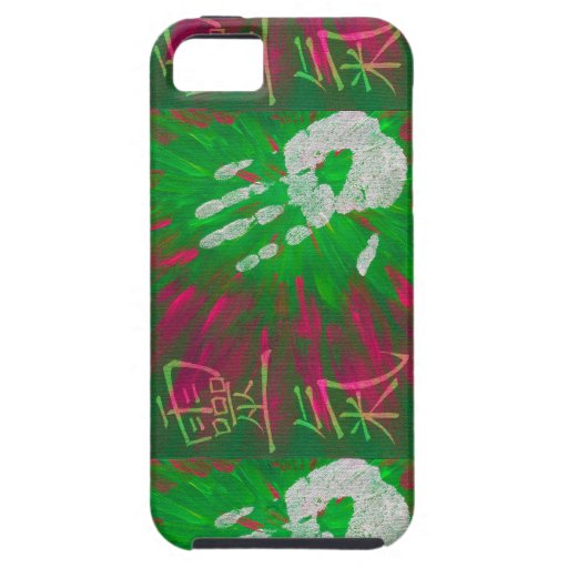 Reiki - Healings Hand iPhone 5 Cover