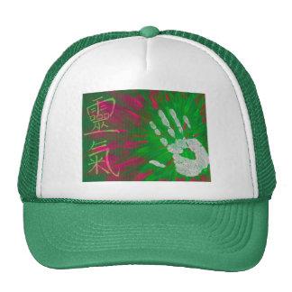 Reiki - Healings Hand Trucker Hats
