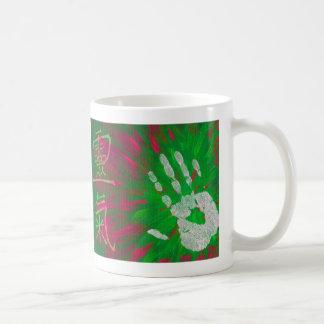 Reiki - Healings Hand Mugs
