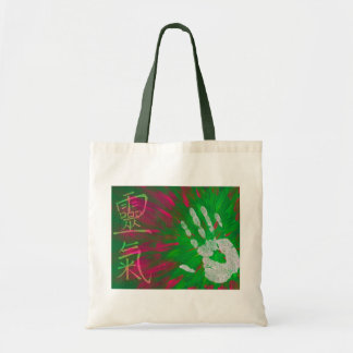 Reiki - Healings Hand Tote Bag