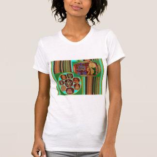 REIKI Karuna Healing Symbol Chakra Cosmic Tunnel T-Shirt