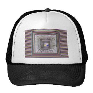 REIKI Karuna Healing Symbol Chakra Cosmic Tunnel Trucker Hat