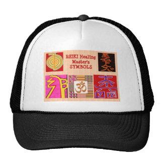 REIKI Master Healing ART Symbols - by NAVINJoshi Trucker Hat