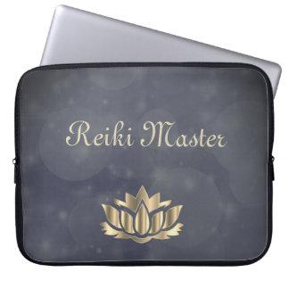 Reiki Master Laptop Computer Sleeve