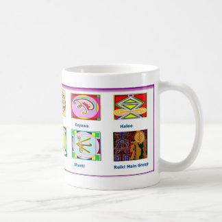 Reiki Master Tools - Symbols n Giveaways Coffee Mug