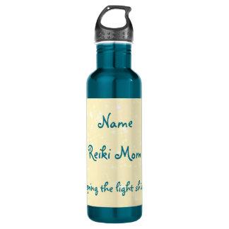 Reiki Mom personalised design water bottle. 710 Ml Water Bottle