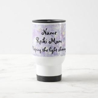 Reiki Mom personalised Travel Mug